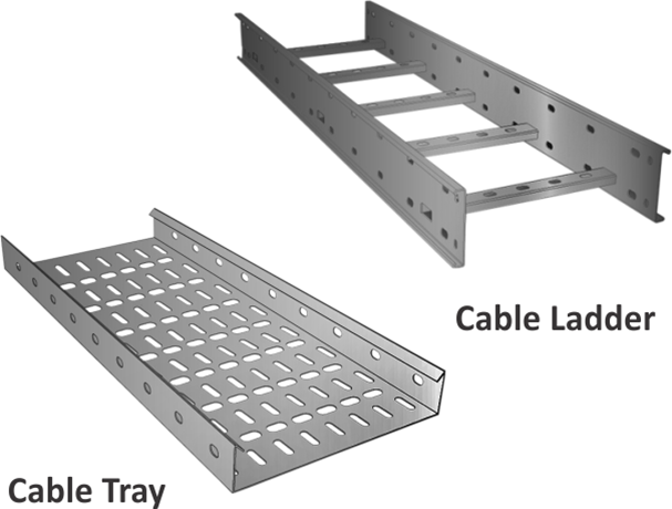 CABLE LADDER & CABLE TRAY