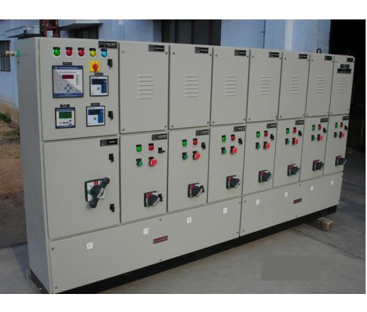 MCC Electrical panel