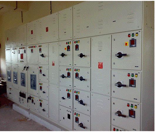 control panel switchgear