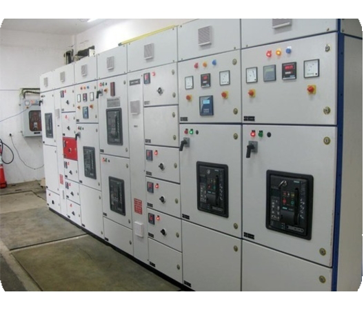 Control Panel Switchgear Electric Switchboard Low Voltage Electricity