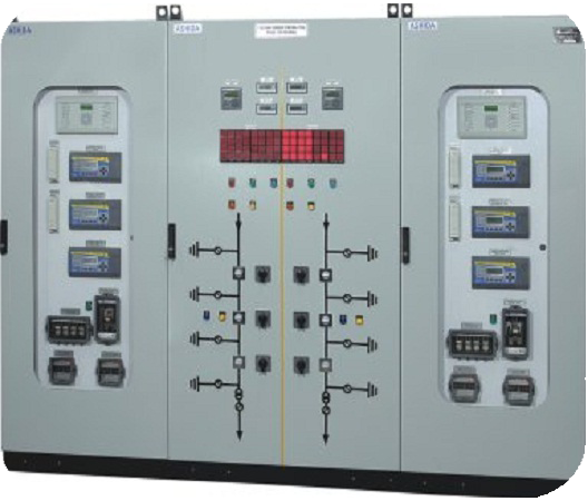 vertical switchpanel